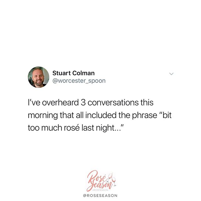 Is there such a thing?? #pleasesircanihavesomemore #morewine #roséseason 🌹🍷