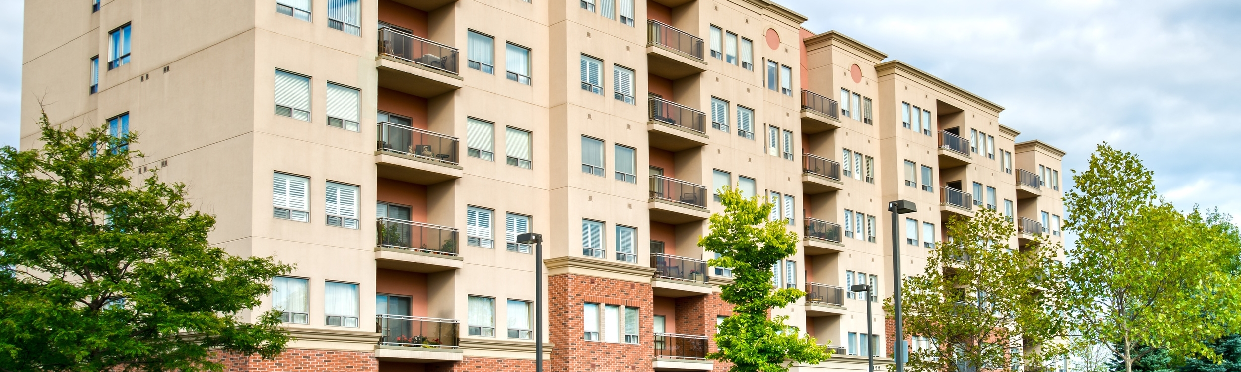 We manage over 2500 residential units and growing!