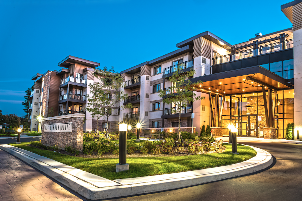 condominiums managed by central erin property management