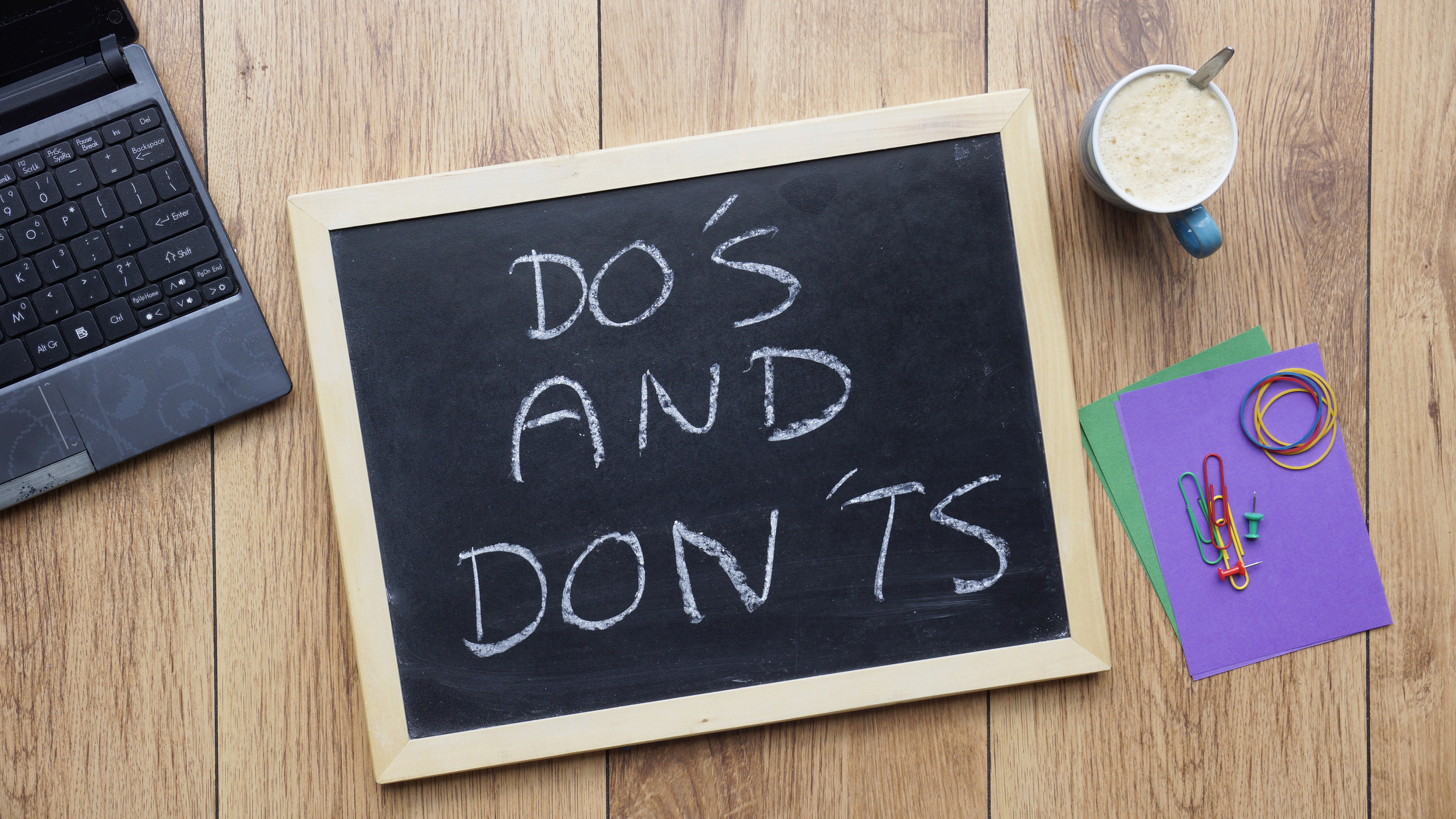 dos and donts chalk board.jpg