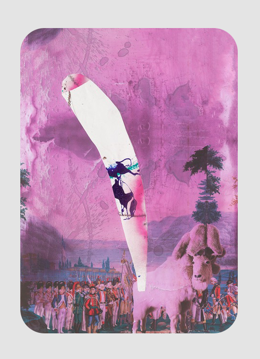 Untitled , by Julian Schnabel
