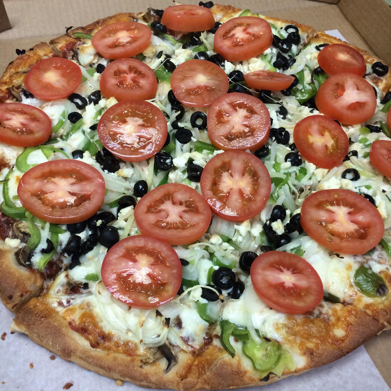 """XL 16"""" - GREEK PIZZA"""