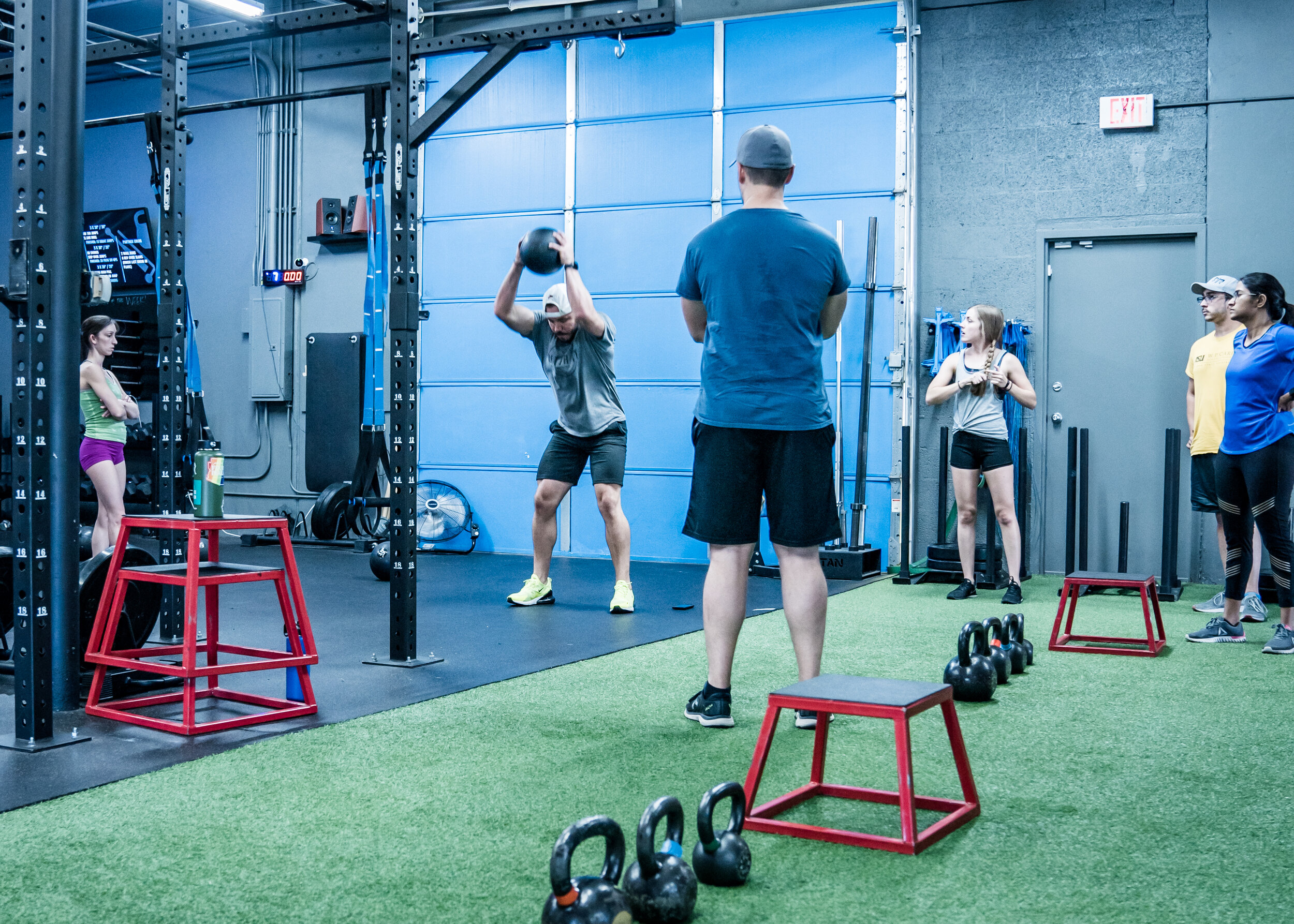 Ready to upgrade your training? -