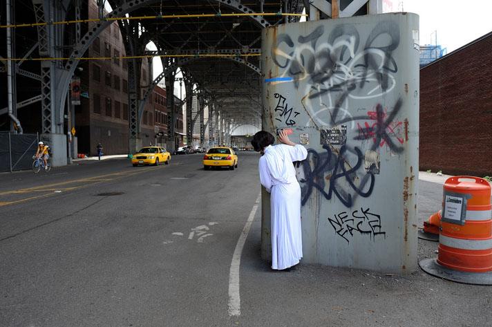 Graffiti Rebecca Locke