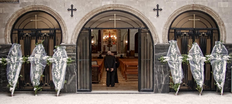 Rum Orthodox Church - Syriac Palm Sunday