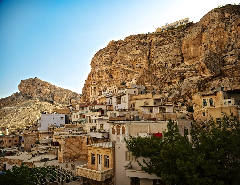 Cliffs of Ma'loula