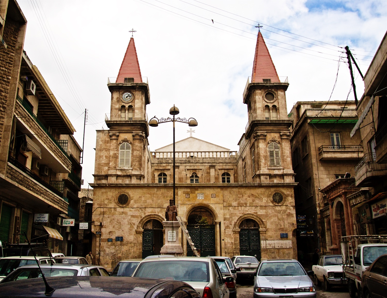 St. Elias Maronite Cathedral, Aleppo - Farhat Square