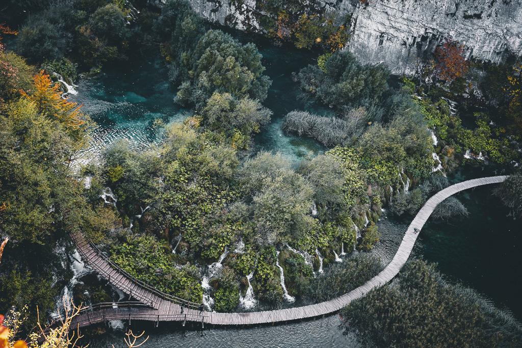 Plitvick Lakes