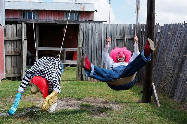 it's your friendly neighborhood rodeo clowns | photo by @ivaanaalonso_foto #armoiremagtakeover