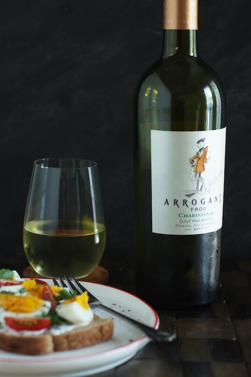 Arrogant Frog Wines :: Bastille Day Recipe
