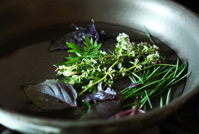 Herbs for Poaching Liquid