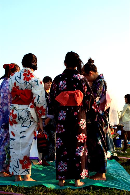 Yukata-for-Obon-Matsuri