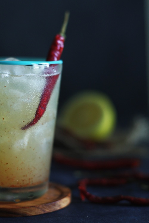 The Smokey Spicy Lemon :: Set the Table