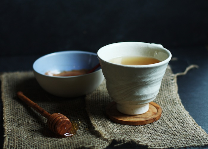 Hot Buttered Rum with Pumpkin Spice Seasoning :: Set the Table