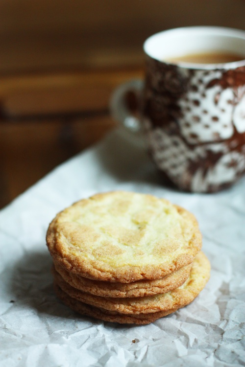Snickerdoodle Cookie Recipe :: Set the Table