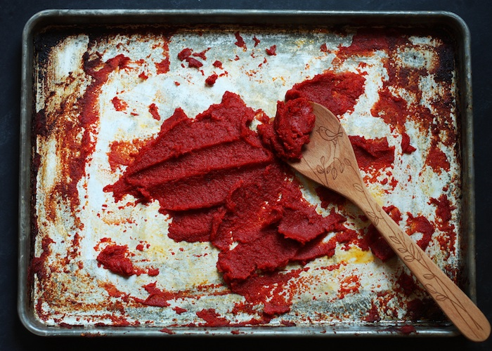 Tomato Paste Recipe :: Set the Table