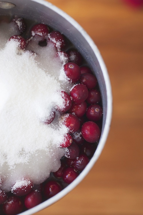 Fresh Cranberry Sauce Recipe