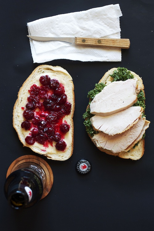 Leftover Turkey Sandwiches | Set the Table
