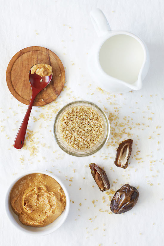 Peanut Butter and Date Bulgur Wheat copy | Set the Table
