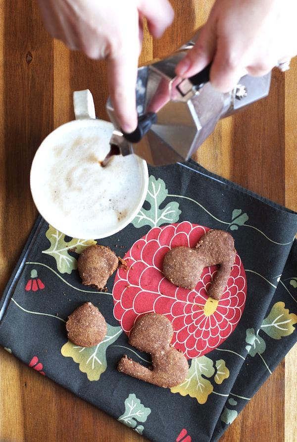 Chocolate-Almond Paleo Cookie Recipe | Set the Table