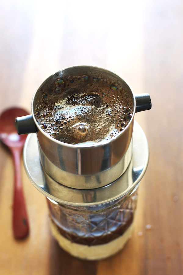 Brewing Vietnamese Coffee   Set the Table
