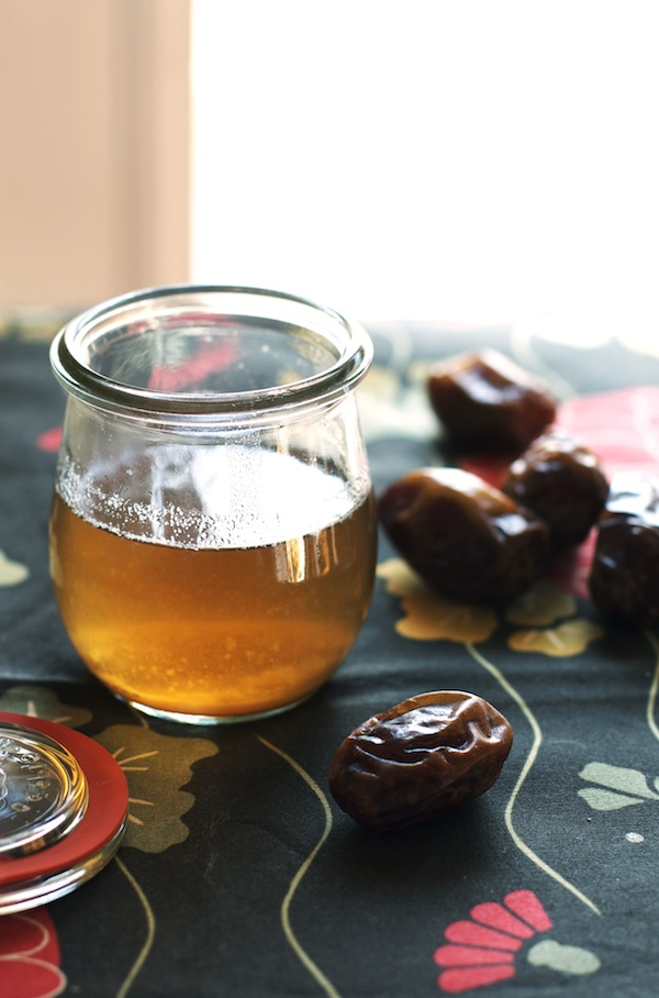 Date Syrup for Cocktails | Set the Table