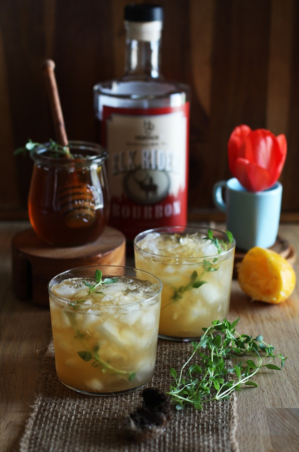It's Bourbon Thyme! | Set the Table