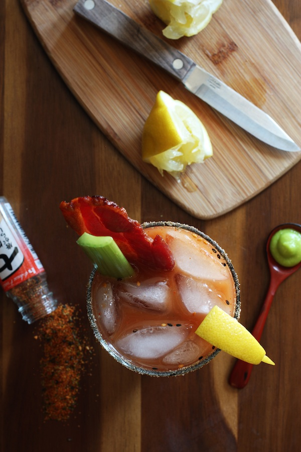 Japanese Bloody Mary | Set the Table