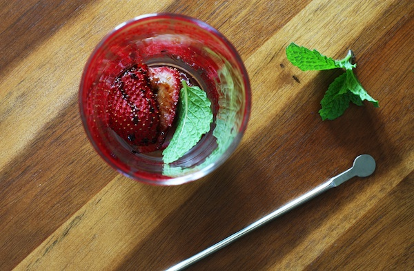 roasted-balsamic-strawberries-and-mint1