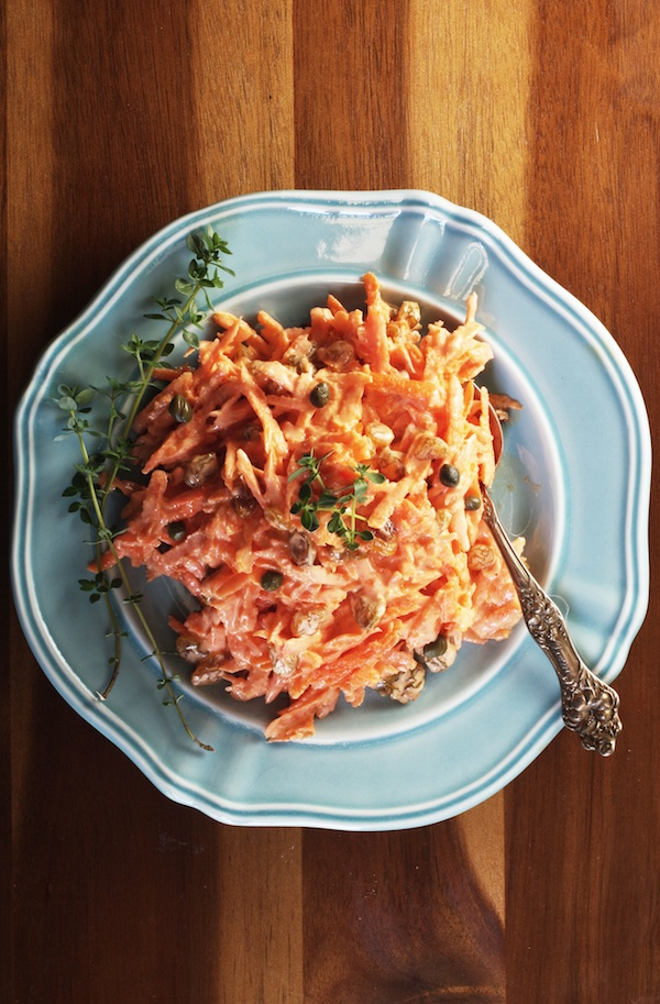 Carrot Salad | Set the Table