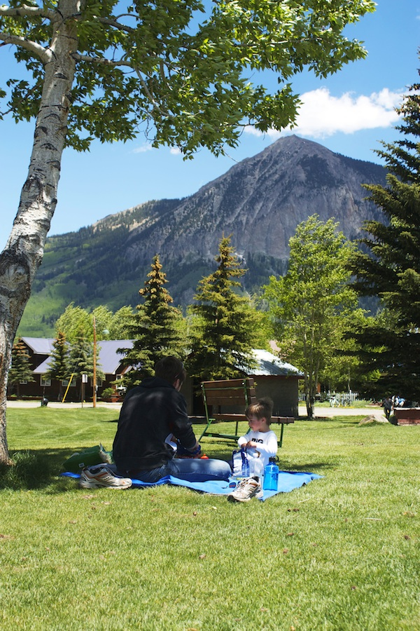 Picnic in Crested Butte | Set the Table