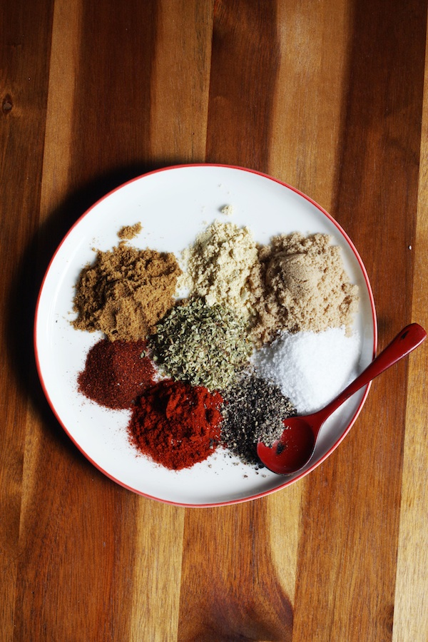 All Purpose Dry Rub | Set the Table