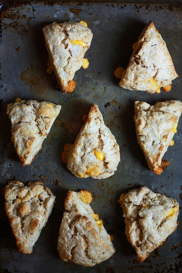 Apple Cheddar Scone Recipe | Set the Table