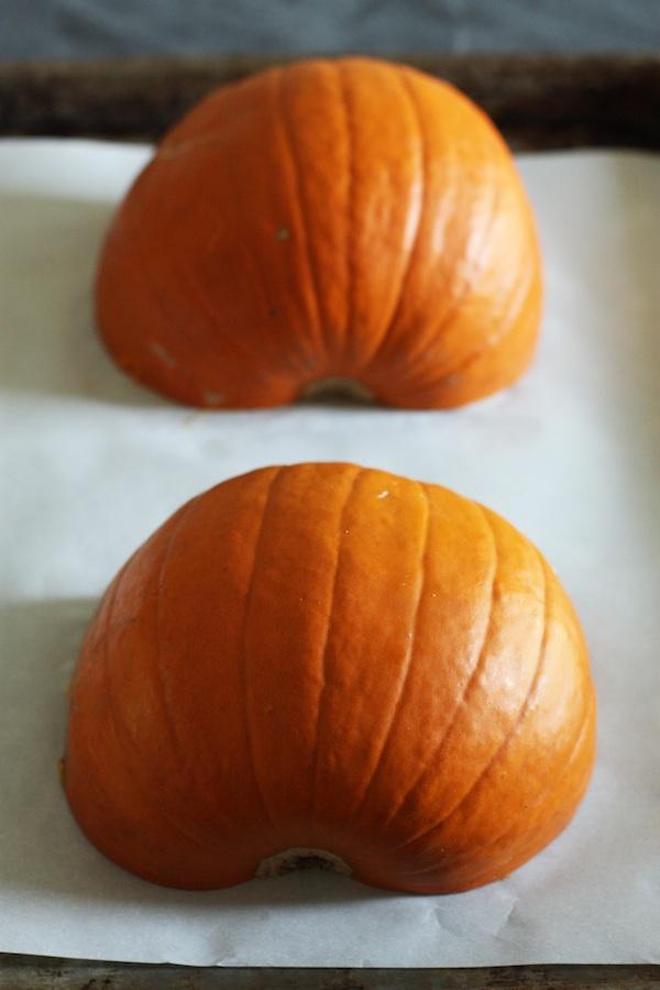 How to Roast a Sugar Pumpkin | Set the Table