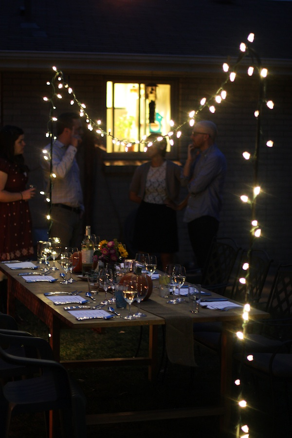 RSV25 Dinner Party   Set the Table