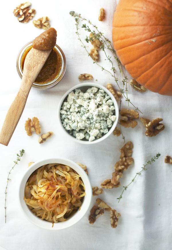 Sweet & Savory Pumpkin Butter Tart | Set the Table