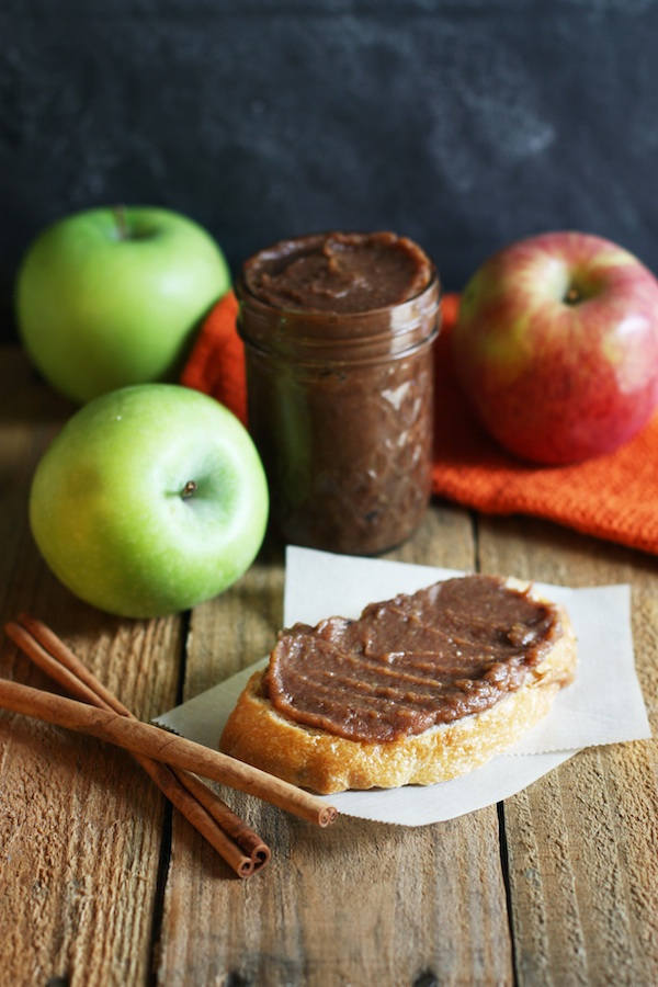No Sugar Added Apple Butter Recipe   Set the Table