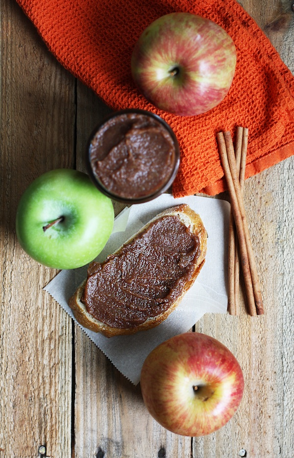 No Sugar Added Apple Butter   Set the Table