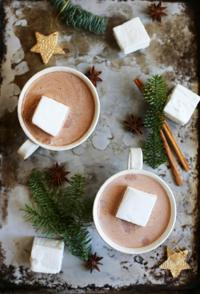 Chinese 5 Spice Hot Cocoa | Set the Table