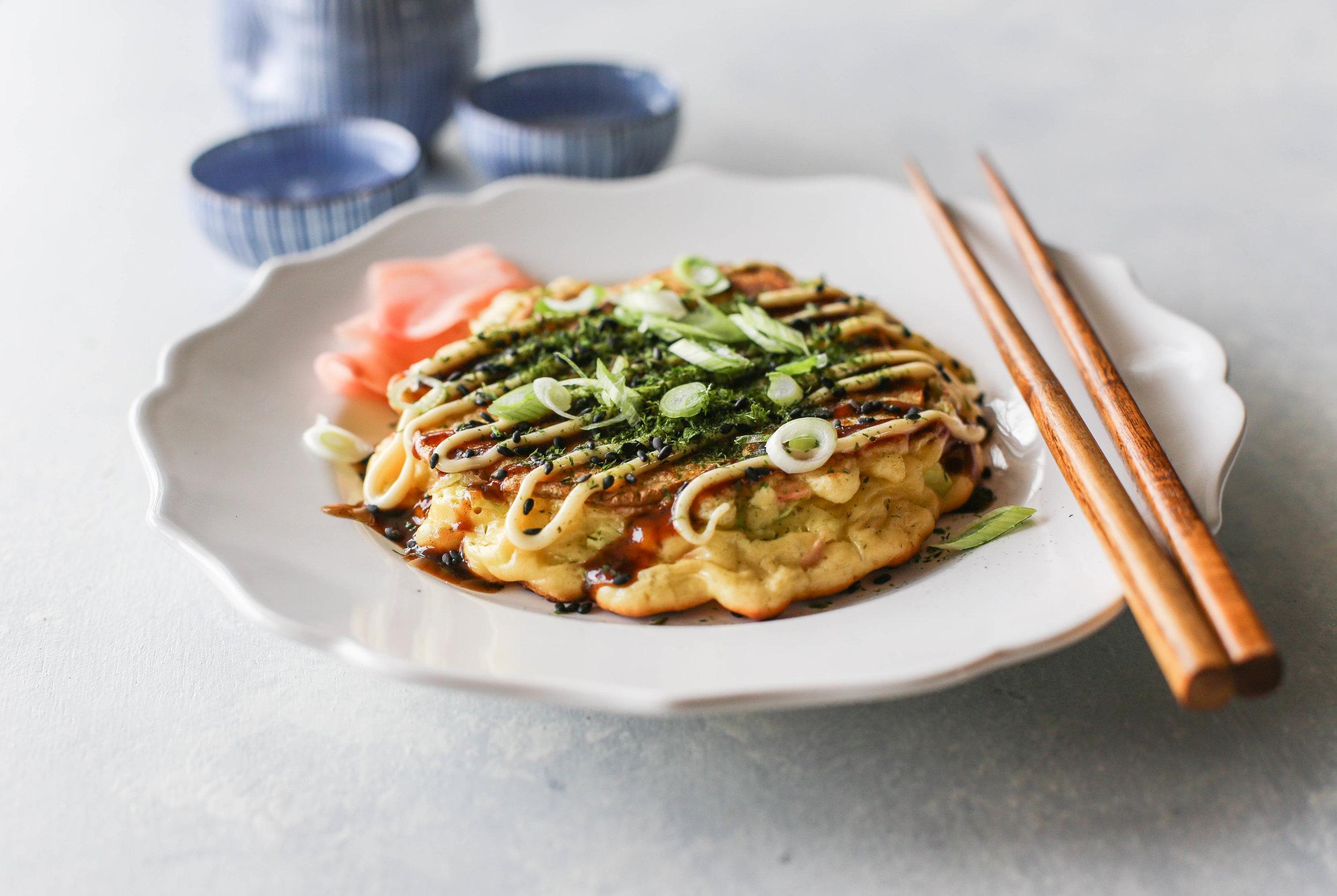 Okonomiyaki Recipe