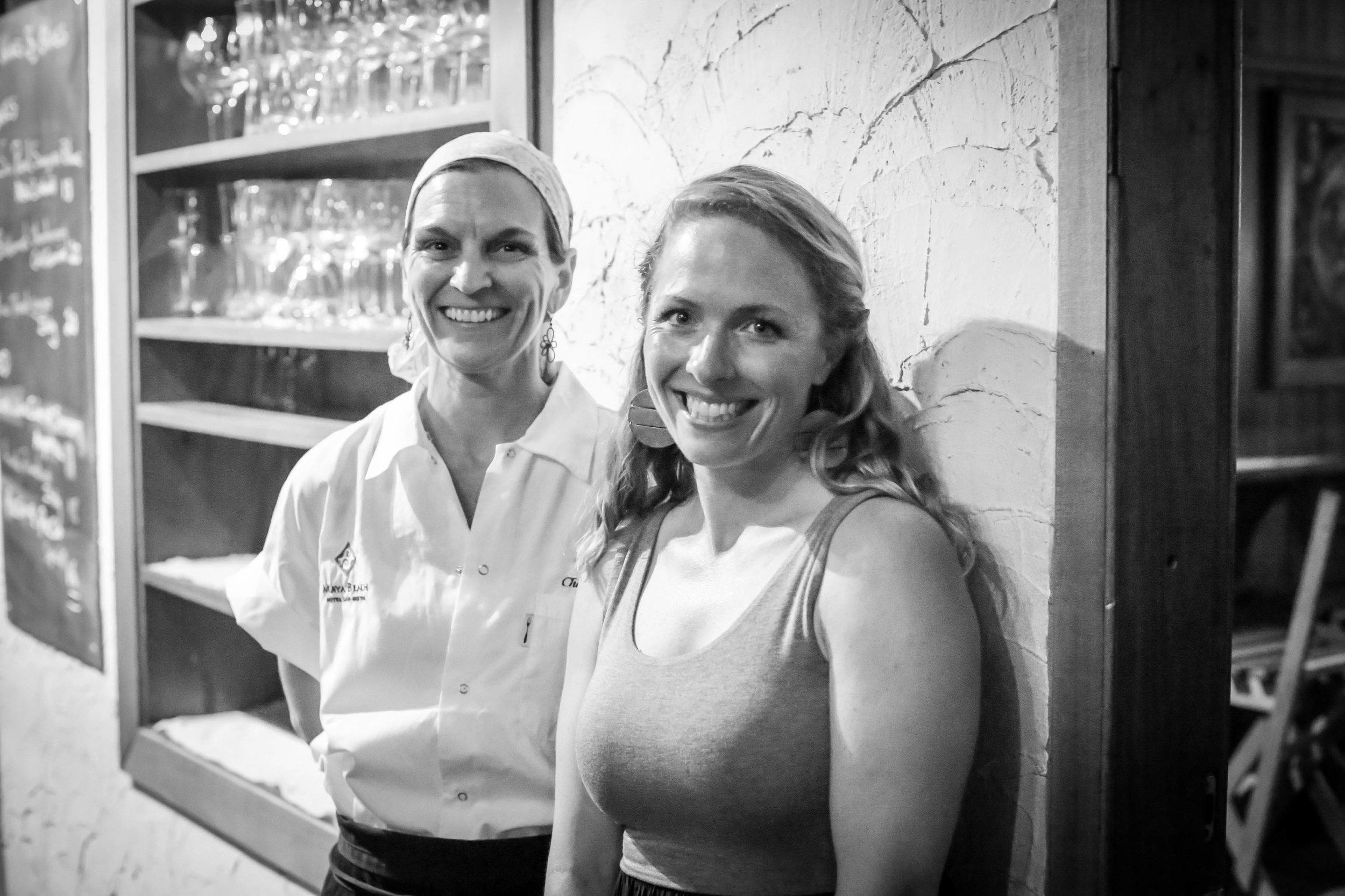 Maya Beach Hotel | Chef Mary Kay Bader