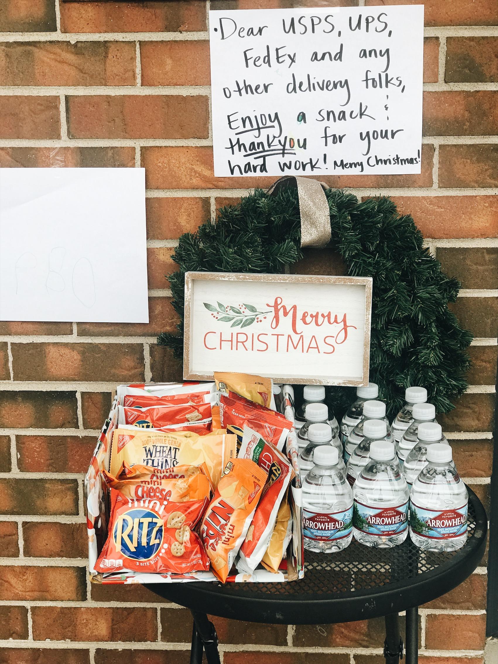 Spread Joy | Set the Table #spreadjoy #christmas