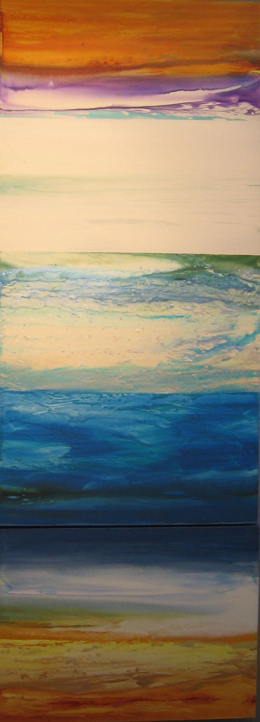 Jewels of the Sea II 66x24