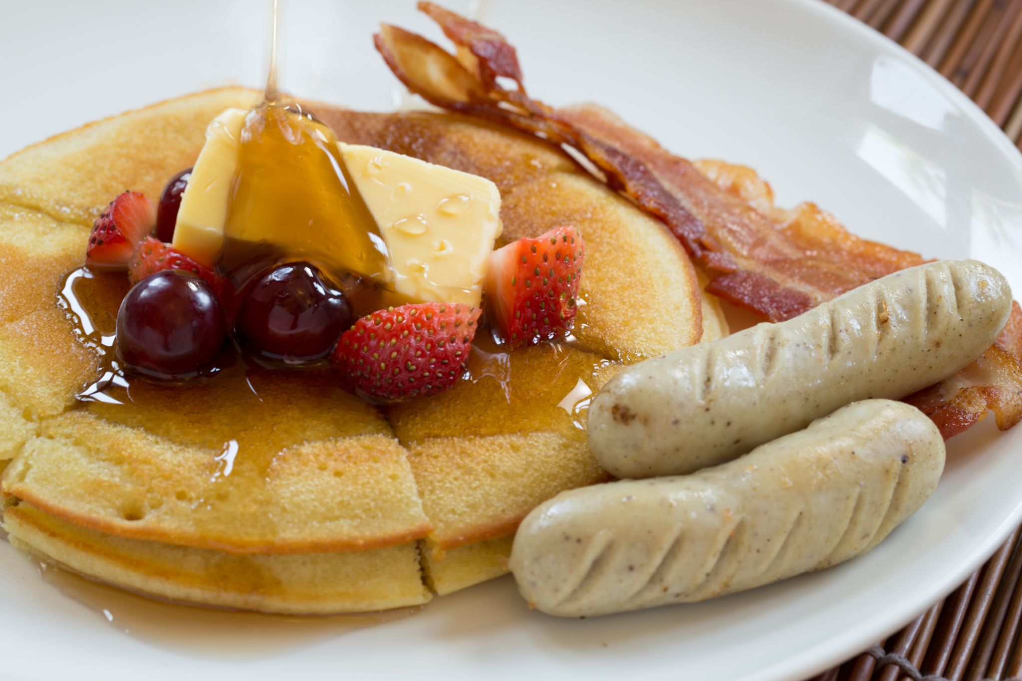 Pancakes Bacon sausages_1.jpg