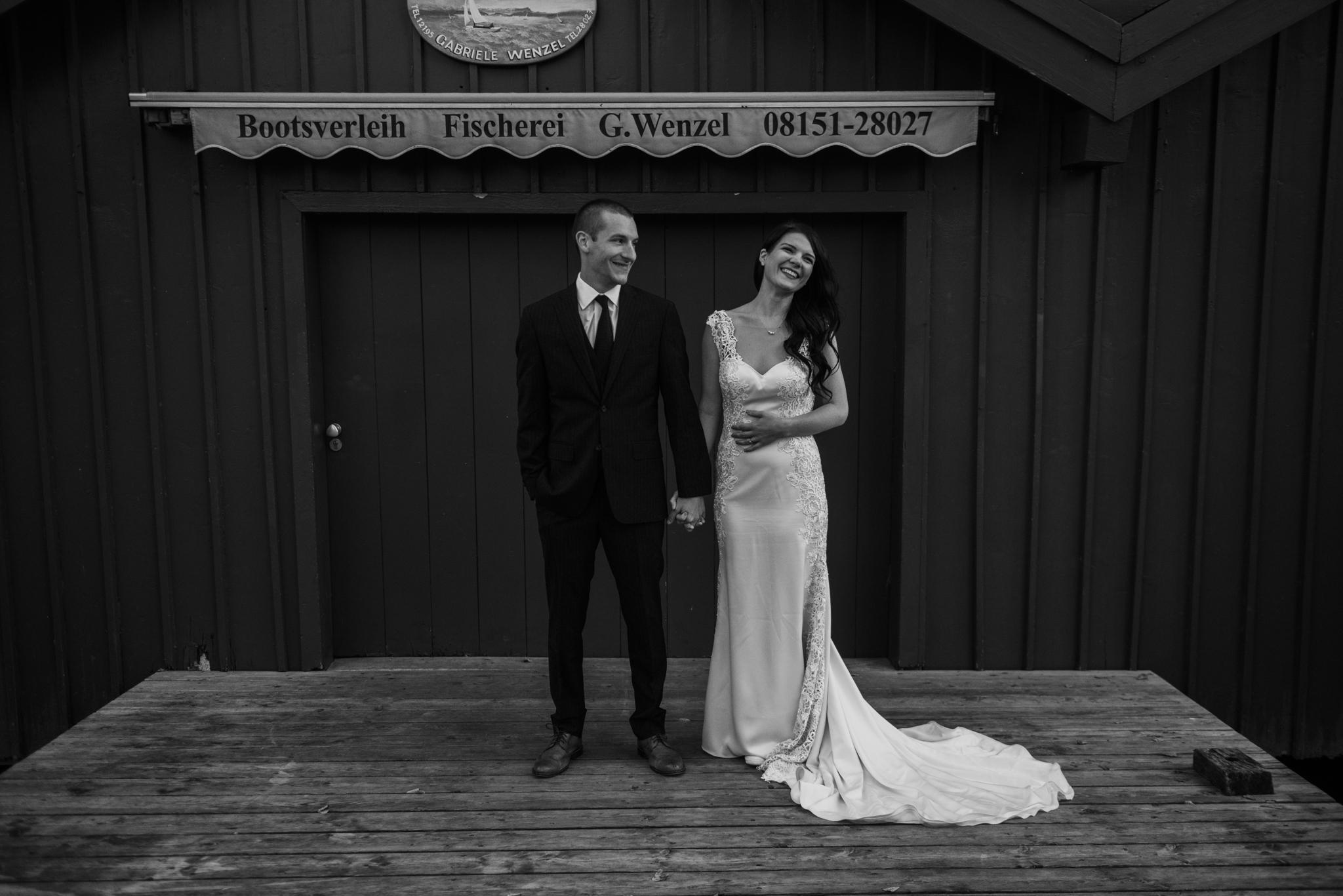 Munich Bridal Session - Munich Wedding Photographer