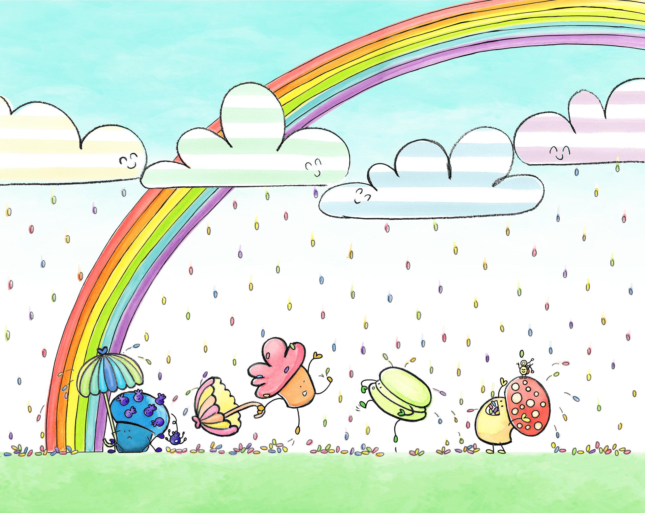 Singing in the Rainbow