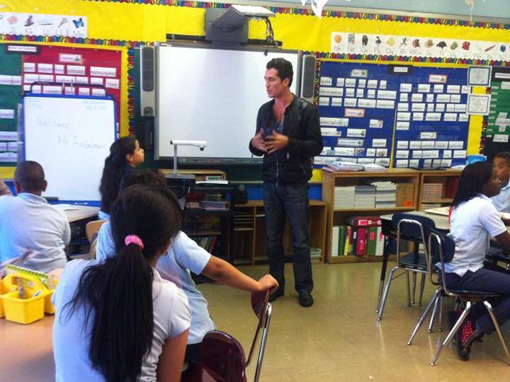 Public School 161: NY, NY