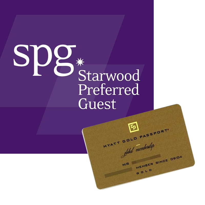 What could happen to the Hyatt Gold Passport and Starwood Preferred Guest loyalty programs?