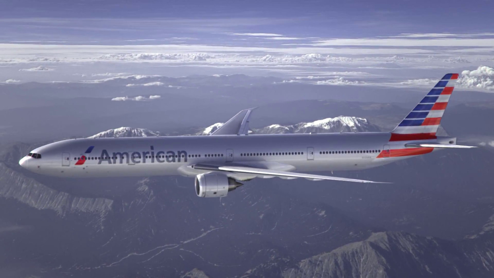 Premium Economy will be coming to American B777-300ERs