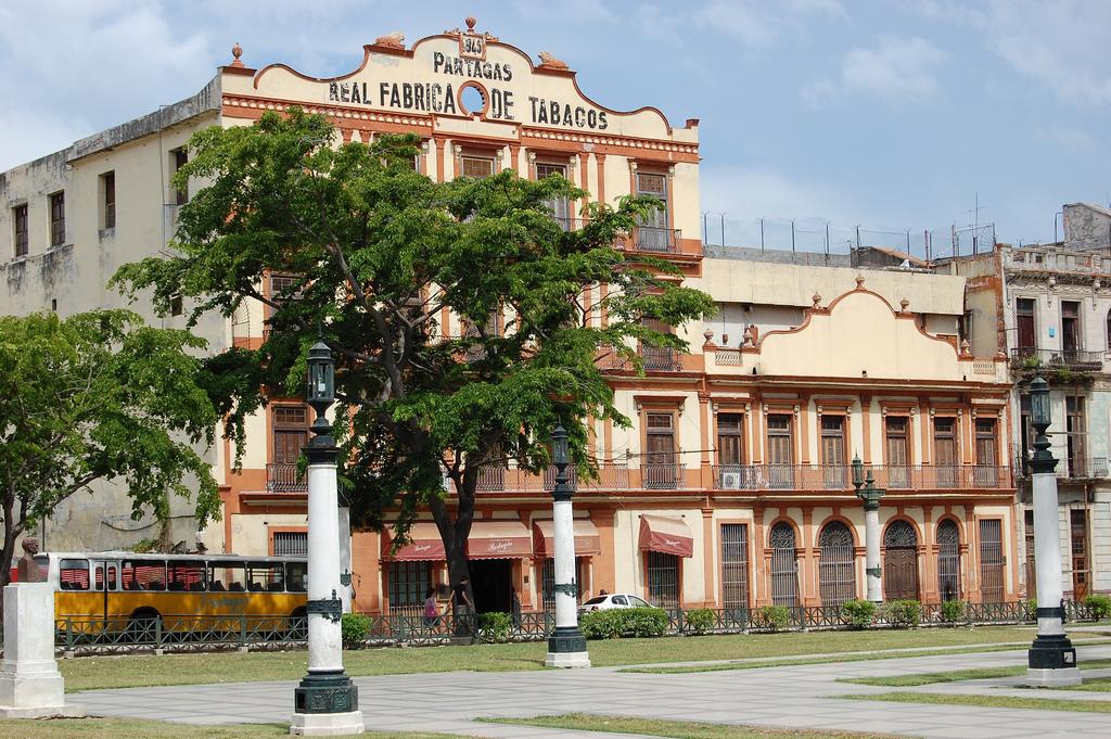 Tour the Pártagas Cigar Factory when in Havana, Cuba   (Photo:  Pascal Hassenforder )